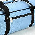 4代.70CM 外出輕便型娃袋(白色內裡)# 晴空藍 Sky Blue