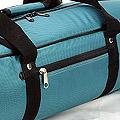 4代.70CM 外出輕便型娃袋(白色內裡)# 青鳧綠 Teal