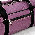 4代.70CM 外出輕便型娃袋(白色內裡)# 菖蒲 Grape Purple